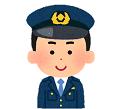 新人警察官 そうた巡査